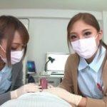 HIKARI×武井麻希の実は痴女二人の診察逆レイプ