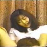 むっちりしたエロいミニスカ痴女に顔面騎乗で強制クンニされるM男動画