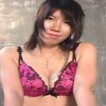 めっちゃ可愛い熟女に牢屋で強制ペニバン挿入されるM男動画