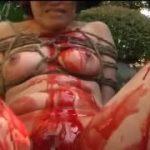 野外で激しいレズ調教をする動画がすごすぎるwwww