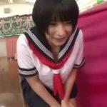 阿部乃みくちゃんの清楚なセーラー服がたまらんM男動画www
